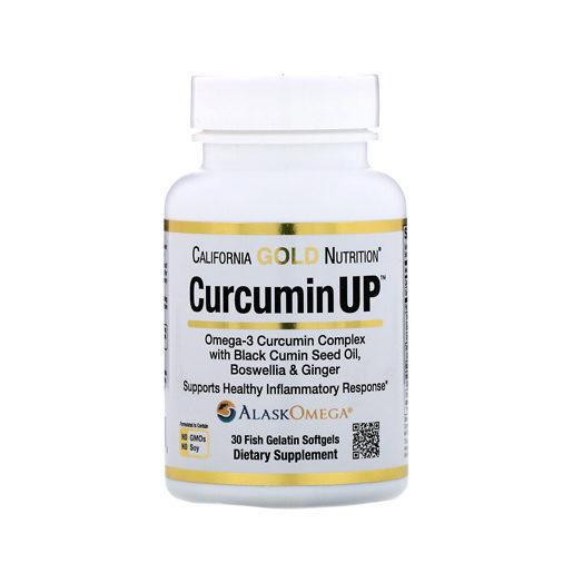 Omega 3 & Curcumin