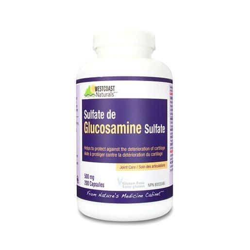 Viên uống bổ sung Glucosamine Sulfate