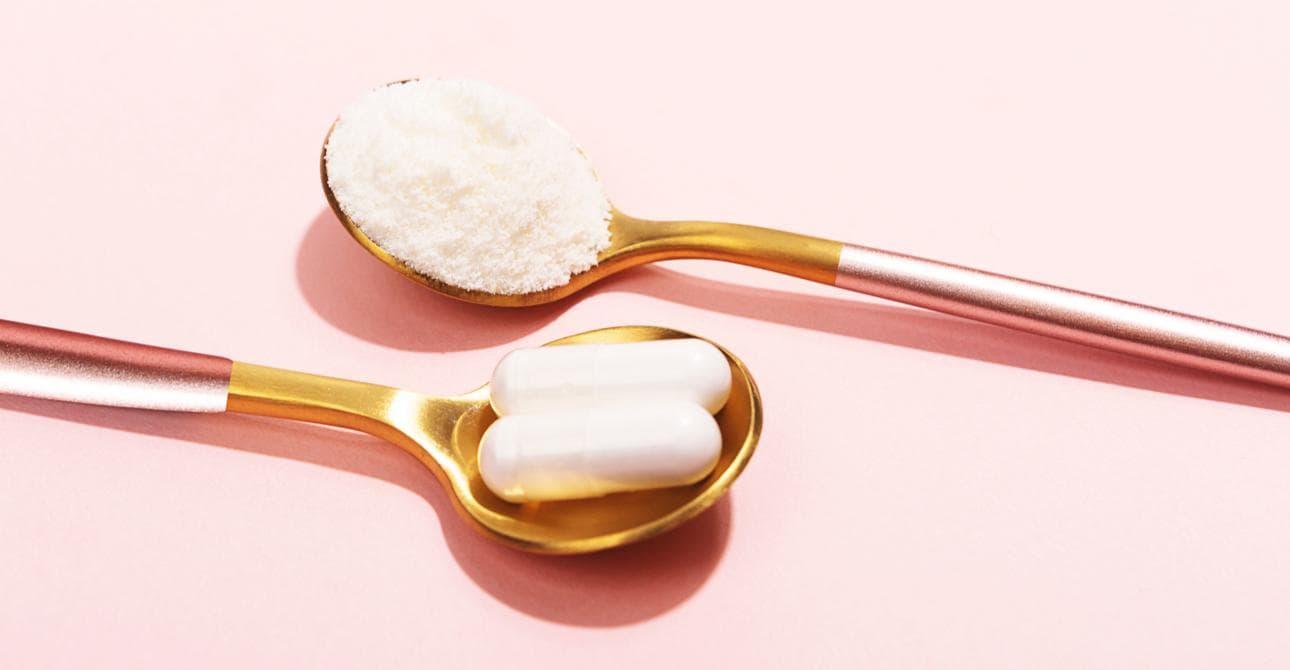 6 lợi ích không phải ai cũng biết của việc bổ sung collagen